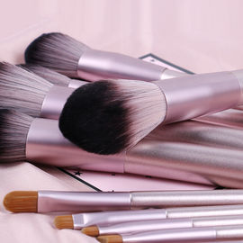 10 Pieces Vegan Makeup Brushes , Beauty Professional Brush Set 15*23*3cm