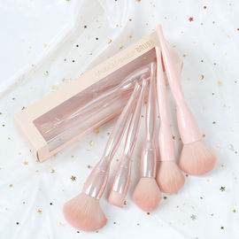 Premium Cruelty Free Makeup Brushes , Good Makeup Brushes Smooth Hair